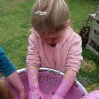 Hooray for messy play! teaser image